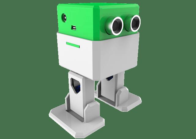 OTTO, a csináld magad robot