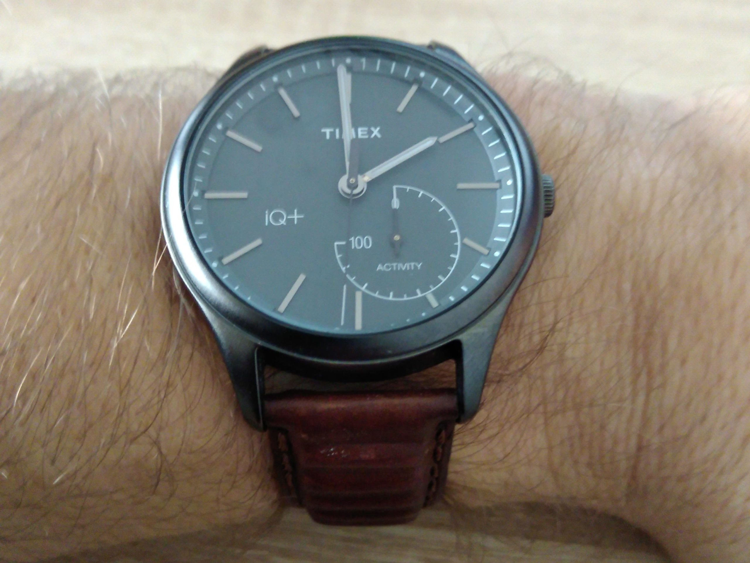 Timex IQ + okosóra