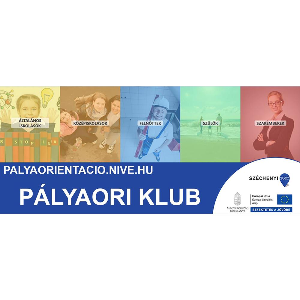 Pályaori Klub 1 éves születésnapi webinárium – beszámoló